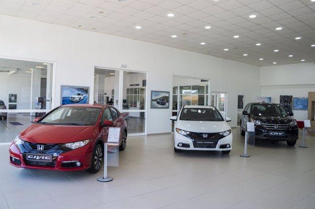 Concesionario Sodive de Honda en Huelva