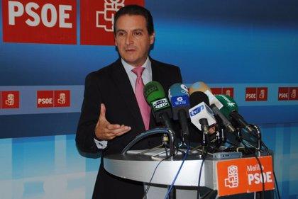 El PSOE pide más agentes en Melilla por aumento de delitos