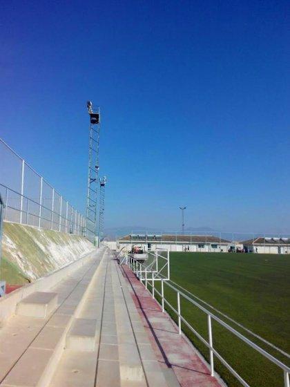 Sustraen unos 2.000 metros de cableado del Polideportivo Municipal de Ceutí