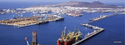 El Puerto de Las Palmas registra en diciembre el mejor mes desde 1998 en número de operaciones con 1.080