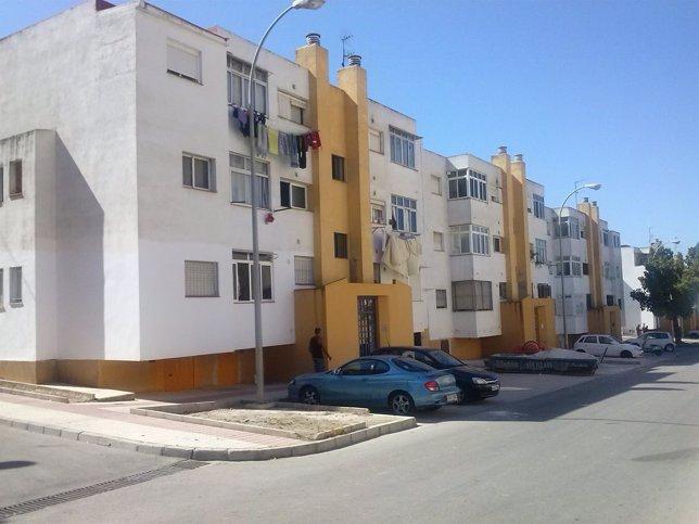 Viviendas junta rehabilitación energética vélez casas inmuebles edificio