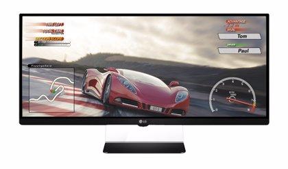 LG presentará en el CES 2015 su nueva línea de monitores diseñada específicamente para gamers