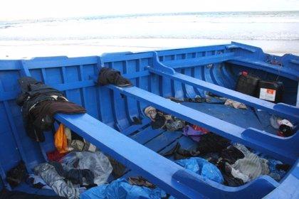 Más de 3.200 inmigrantes llegados a las costas andaluzas en 2014
