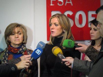 """Lastra (PSOE) acusa a Rajoy de dejar """"vacíos de contenido"""" a los ayuntamientos con la reforma local"""