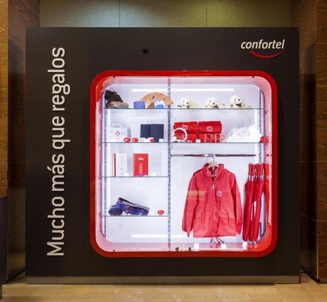 Confortel Hoteles campaña 'Mas que regalos'