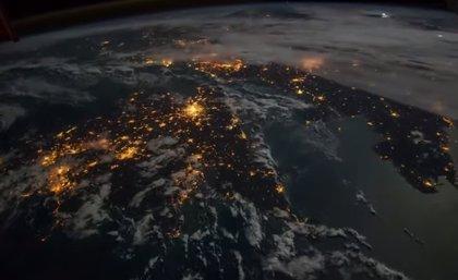 Alexander Gerst resume 6 meses de la Tierra en un vídeo en time-lapse
