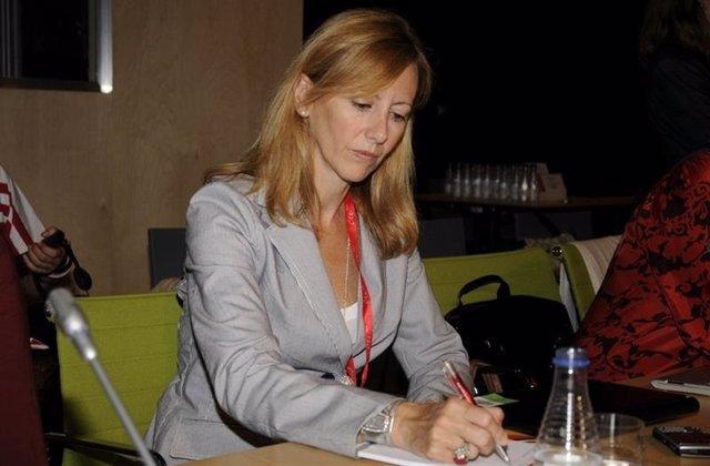 Marta González, portavoz del PP de Igualdad en el Congreso