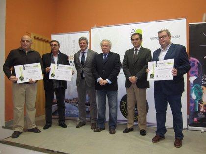 'Córdoba, la niña bonita' de RTVE, Félix Ruiz y A.J. reciben el I Premio de Periodismo 'Córdoba Gastronómica'