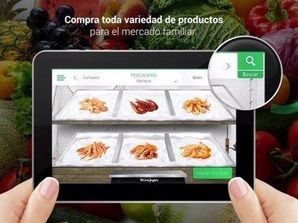 El Corte Inglés logra en un mes 60.000 descargas de su nueva 'app' para hacer la compra en el supermercado