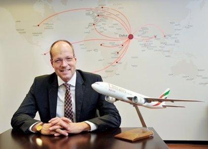 Henrik Ambak, nuevo vicepresidente senior de operaciones internacionales de Emirates SkyCargo
