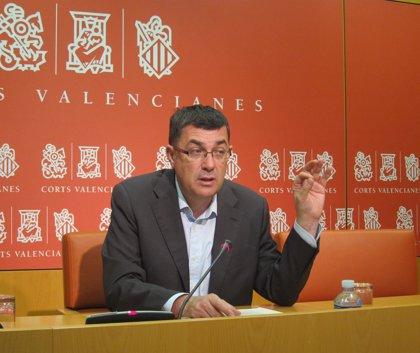 """Morera critica que el discurso de Fabra es """"irreal y es el último del partido que ha arruinado en el pueblo valenciano"""""""