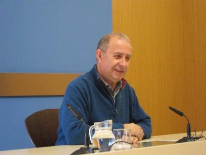 """Gimeno cree que el Gobierno de Aragón """"tiene capacidad"""" para negociar la financiación de la Ley de Capitalidad"""