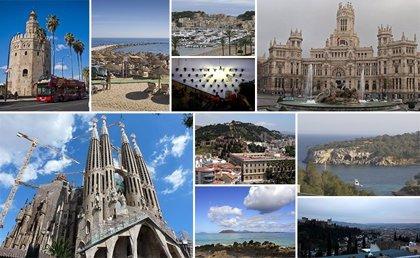 Las 10 noticias de Turismo más leídas en Europa Press
