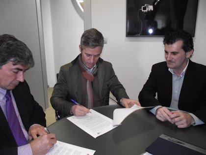Acuerdo entre Cultura y Santa Clotilde
