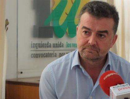 """Maíllo, """"de acuerdo"""" con Díaz en que """"es tiempo de hechos"""" y resalta que """"IU en la Junta trabaja para que sea así"""""""