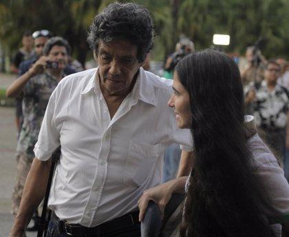Liberan al marido de Yoani Sánchez en Cuba