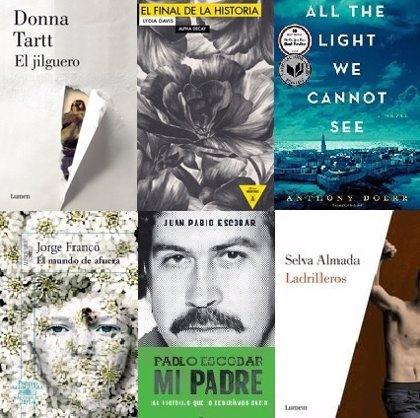 Los mejores libros del 2014 de escritores americanos