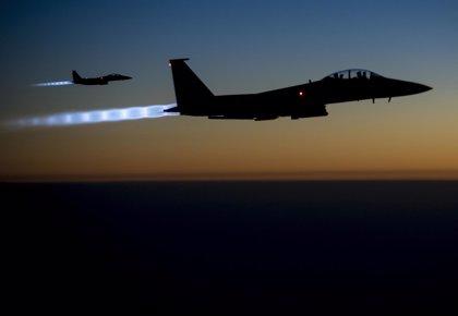 Fuerzas lideradas por EEUU llevan a cabo diez bombardeos aéreos en Irak y Siria
