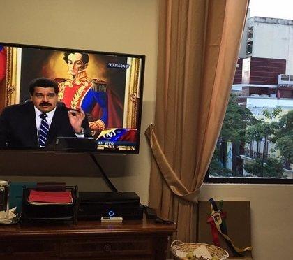 """Nicolás Maduro espera """"seguir haciendo la nueva historia del siglo XXI"""""""