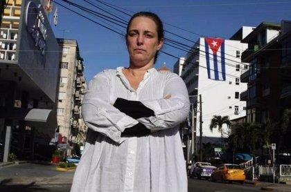 Las autoridades cubanas liberan a la artista que intentó organizar un acto de protesta en La Habana
