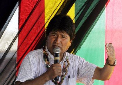 Morales reitera su deseo de reunirse con Obama para mejorar las relaciones