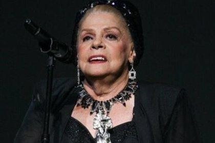Muere la actriz cubana Ninón Sevilla a causa de un paro cardíaco