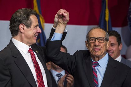 Muere a los 82 años Mario Cuomo, exgobernador de Nueva York