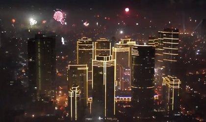 Año Nuevo 2015 en Manila: ¿Qué pasa cuando no se pone coto a los fuegos artificiales?
