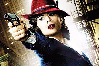 Nueva promo de Agent Carter