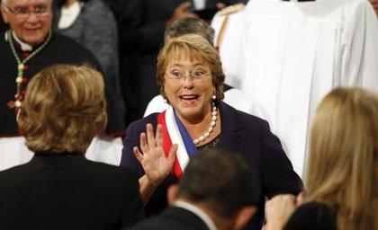 Michelle Bachelet, la reina del cante y el baile