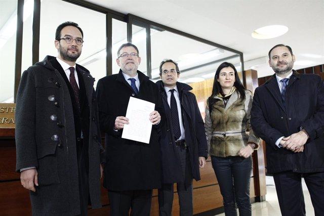 El PSOE presenta un recurso ante el Constitucional por el proyecto Castor