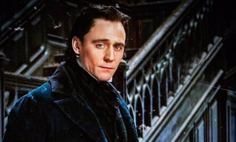 Primer vistazo a Tom Hiddleston en Crimson Peak