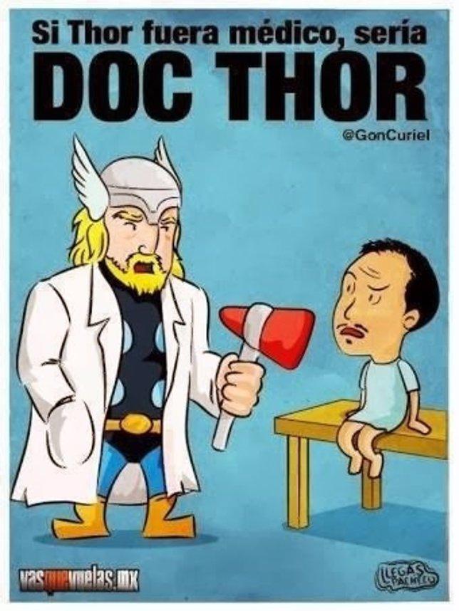 Memes de Thor