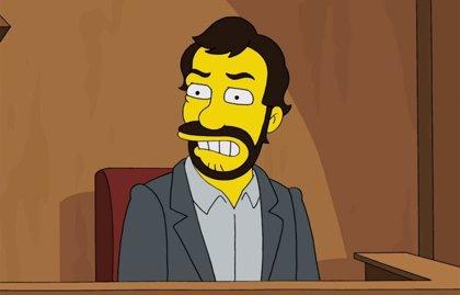 Los Simpson estrenarán un capítulo escrito por Judd Apatow hace 25 años