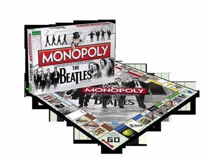 El Monopoly de los Beatles