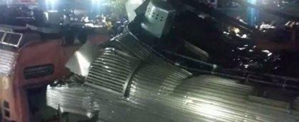 137 heridos al chocar dos trenes metropolitanos en Río de Janeiro
