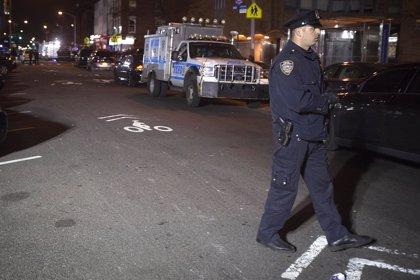 Heridos dos policías tras ser tiroteados en Nueva York
