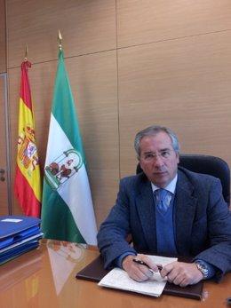 Javier de Torre, subdelegado del Gobierno en Cádiz