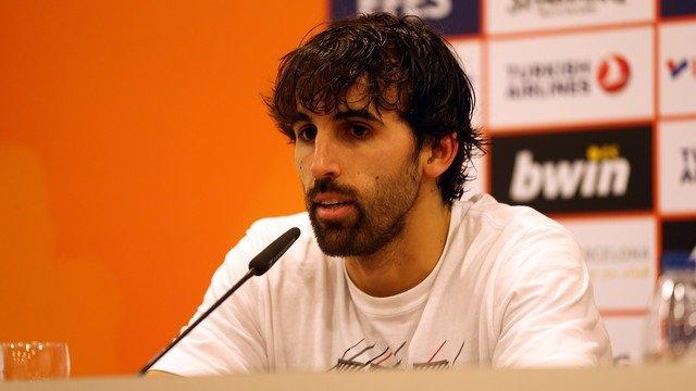 Víctor Sada FC Barcelona baloncesto