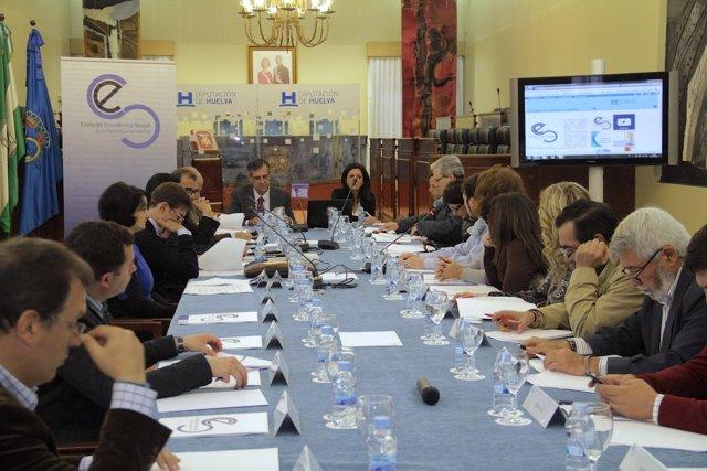 Reunión del Pleno del CES