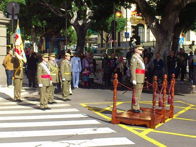 Celebración de la Pascua Militar