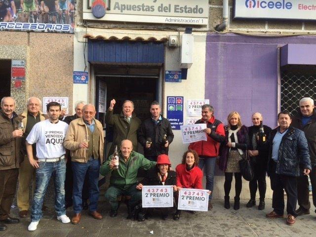 Ramales, localidad agraciada con el segundo premio de El Niño