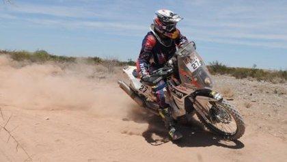 El australiano Walkner conquista la tercera etapa y Barreda sigue como líder en motos