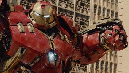 Los Vengadores: La Era de Ultrón, nueva imagen con Thor, Iron Man y Capitán América