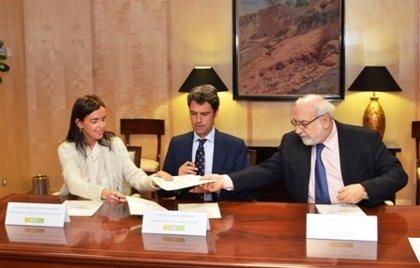 RSC.-La Confederación Nacional de Mujeres en Igualdad firma un acuerdo con Industria y EOI para fomentar el empleo femenino
