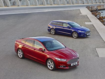 Ford Mondeo: salto premium