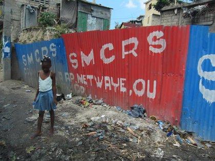 """La ayuda """"sigue siendo necesaria"""" en Haití, cinco años después del seísmo"""