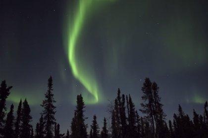 Graban en 4K una aurora boreal en tiempo real por primera vez
