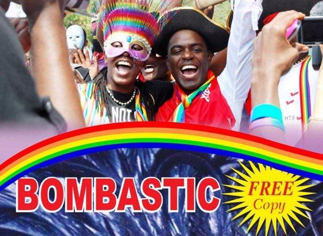Revista Gay en Uganda Bombastic