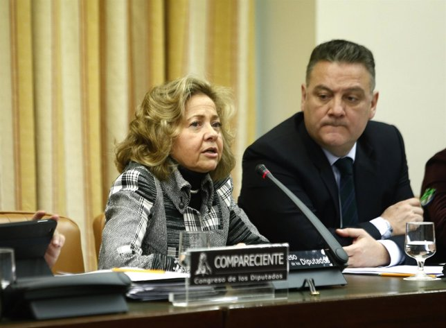 La que será nueva fiscal general del Estado, Consuelo Madrigal